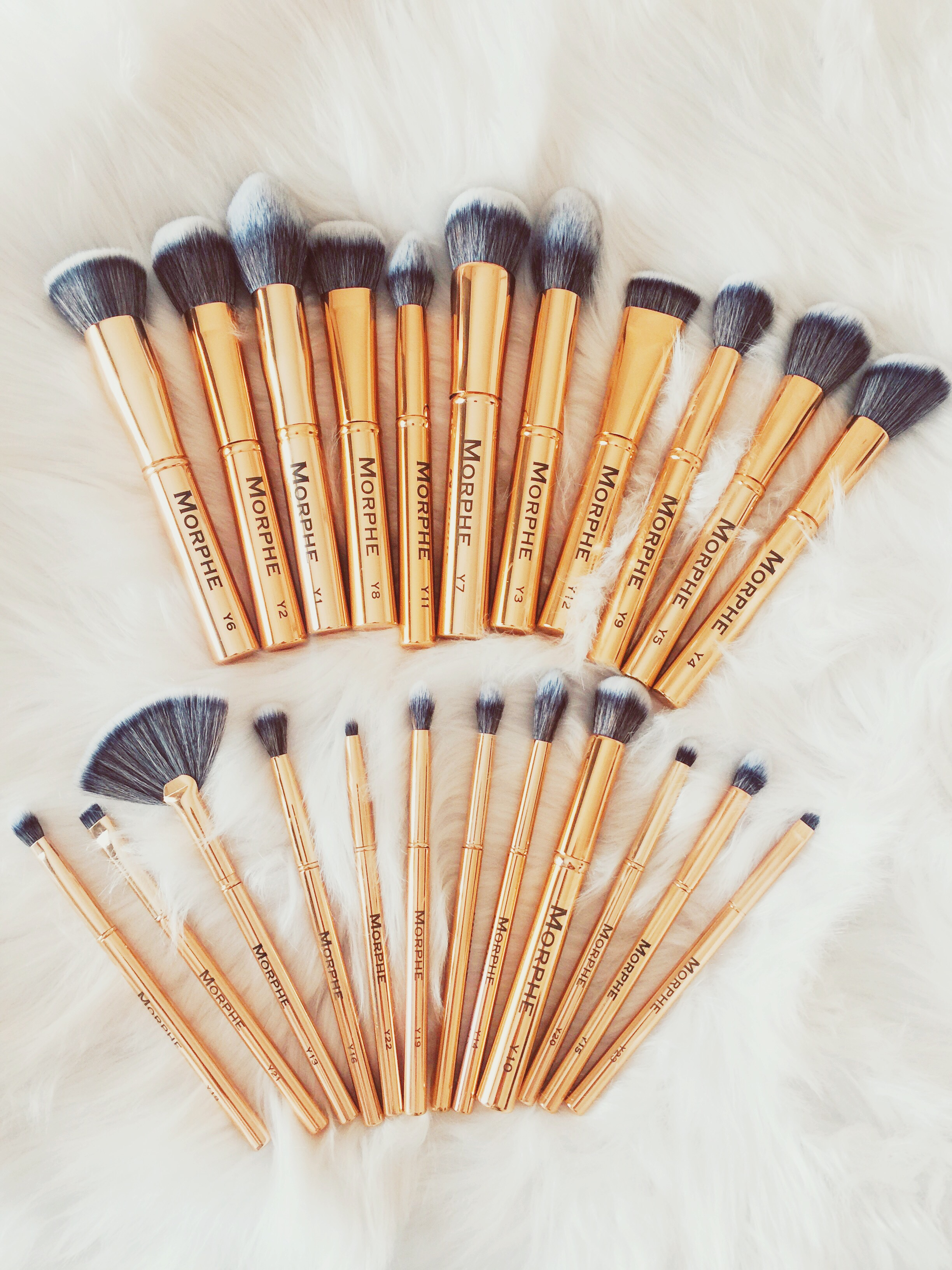 My New Morphy Brushes Review Chic Rory